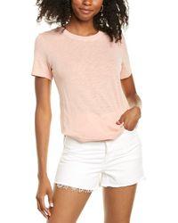XCVI Lettie T-shirt - Pink