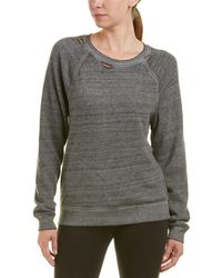 Joe's Jeans Isabella Sweatshirt - Grey