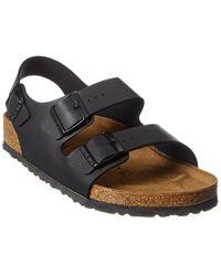 Birkenstock Milano Sandal - Black