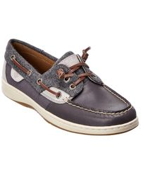 Sperry Top-Sider Rosefish Wool Boat Shoe - Gray