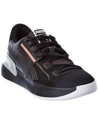 PUMA Clyde Hardwood Trainer - Black
