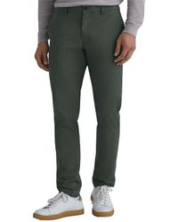 Club Monaco Connor Stretch Chino - Green