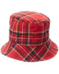 RED Valentino Valentino Garavani Bucket Hat - Red