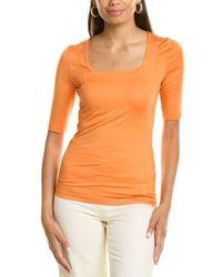 Akris Punto Top - Orange