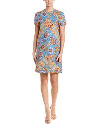 Valentino Short Dress - Blue