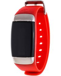 Everlast Tr7 Activity Tracker And Heart Rate Monitor - Red