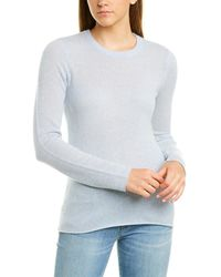 ATM Anthony Thomas Melillo Cashmere Jumper - Blue