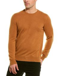 NAADAM Cashmere Pullover - Brown