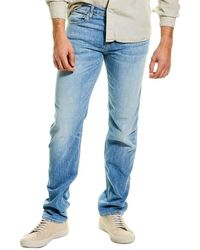 7 For All Mankind 7 For All Mankind Slimmy Madison Slim Leg Jean - Blue
