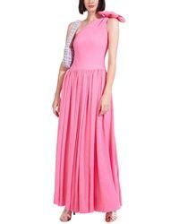 STAUD Sarah Maxi Dress - Pink