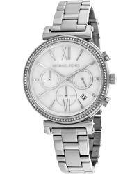Michael Kors Women's Sofie Watch - Metallic