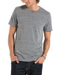 n:PHILANTHROPY Liam Deconstructed T-shirt Shirt - Gray