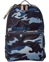 Valentino Backpack - Blue