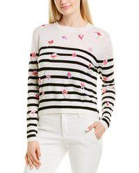 Marella Wool Sweater - White
