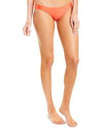 ViX Basic Bikini Bottom - Orange