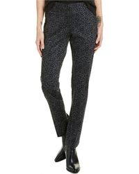 Vince Camuto Ponte Ankle Pant - Gray