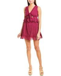 Raga Loretta Mini Dress - Red