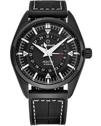 Eterna Men's Kontiki Watch - Black