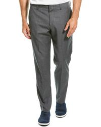 J.Crew Wool-blend Suit Pant - Grey