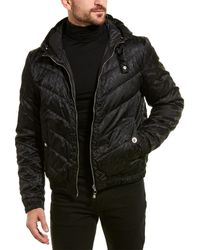 Versus Versus Versace Puffer Down Coat - Black