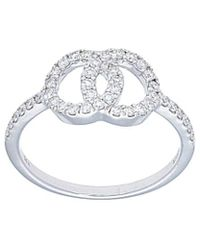 Nephora - 14k 0.34 Ct. Tw. Diamond Ring - Lyst