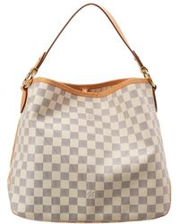 Louis Vuitton - Damier Azur Canvas Delightful Pm - Lyst
