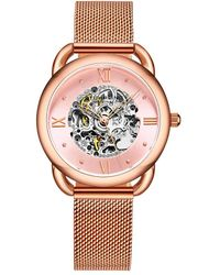 Stuhrling Original Legacy Watch - Pink