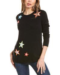 Lisa Todd Stars Jumper - Black