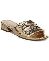 Franco Sarto Frisco Sandal - Metallic