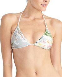 Rachel Roy Triangle With Binding - Metallic