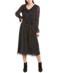 Cece by Cynthia Steffe Midi Dress - Black