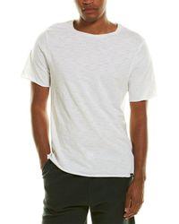 Threads For Thought Miles Slub T-shirt - White