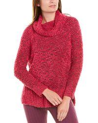 Krimson Klover Fireside Wool-blend Jumper - Pink