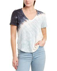 Young Fabulous & Broke Essential T-shirt - Blue