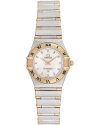 Omega Omega Constellation Watch, Circa 1990s - Metallic