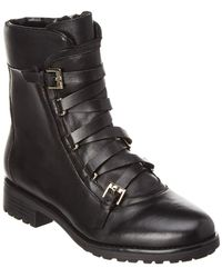 Tahari - Jude Leather Boot - Lyst