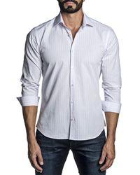 Jared Lang Woven Shirt - Pink