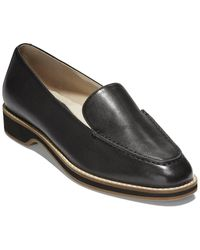 Cole Haan The Go-to Leather Loafer - Black