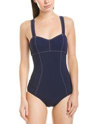 Suboo Nautico Swimsuit - Blue