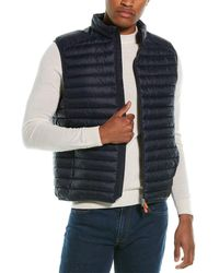 Save The Duck Puffer Vest - Blue