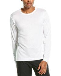 Theory Gaskell Nl.anemone Shirt - White