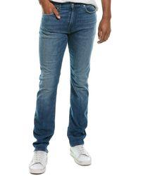 Joe's Jeans Joes Jeans The Brixton Thuban Straight + Narrow Jean - Blue