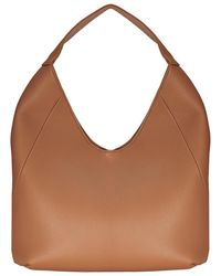 Gigi New York - Leather Sasha Hobo Bag - Lyst