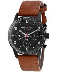 Kenneth Cole Dress Sport Watch - Black