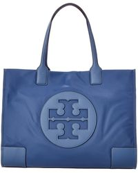 Tory Burch Ella Tote - Blue