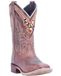 Dan Post - Laredo Women's Beko Western Leather Boot - Lyst