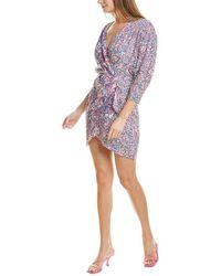 IRO Firenze Mini Dress - Multicolour