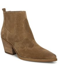 Sam Edelman Women's Winona Booties - Brown