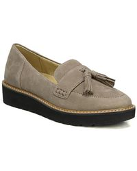 Naturalizer - August Leather Loafer - Lyst