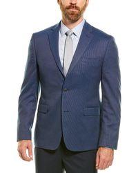 Perry Ellis Slim Fit Sportscoat - Blue